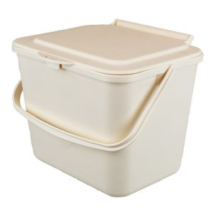 Kitchen Caddy - 5L Size - Cream