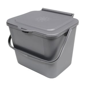 Kitchen Caddy - 5L Size - Silver