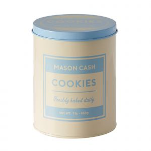 Auntie Morag's Typhoon Modern Gold Large Storage Kitchen Canister for Tea, Sugar or Coffee - Product Shot