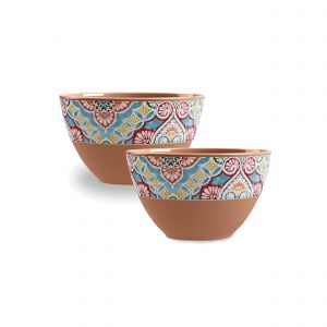 Rio Corte Melamine Dipping Bowls Set of 2