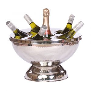 Elegant 6 Bottle Champagne & Wine Cooler