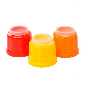 Jelly Moulds - Set of 6