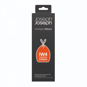 Joseph Joseph IW4 Custom-Fit Compaction Waste Liners