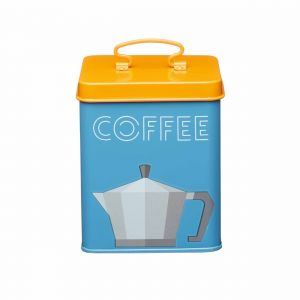 KitchenCraft Printed Coffee Canister