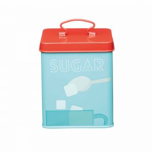 KitchenCraft Printed Sugar Canister