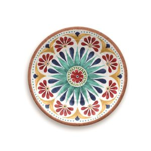 Rio Medallion Melamine Side Plates