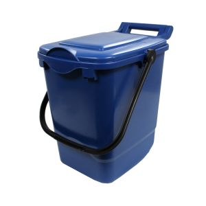 Large Kerbside Compost Caddy - 23L - Blue