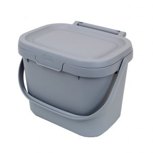 Addis - Eco Recycled Kitchen Caddy - 4.5L Size - Light Grey