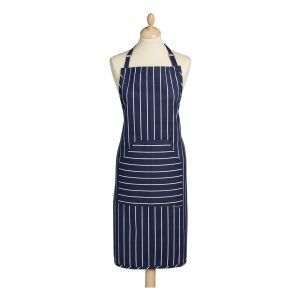 Blue Butchers Stripe Apron