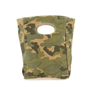 Fluf Classic Lunch Bag - Camo Design