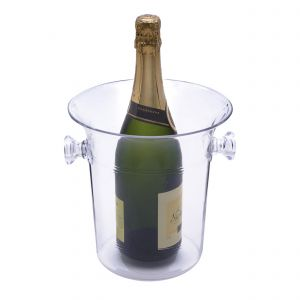 Acrylic Champagne Bucket with Handles