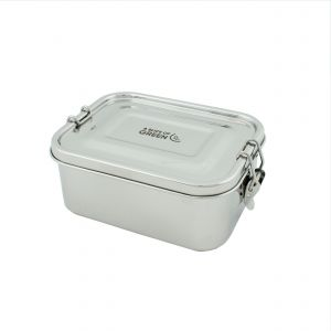 Stainless Steel - Leak Resistant Lunch Box - Doda