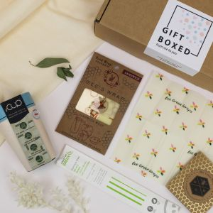 Eco Friendly Gift Box / Gift set for Eco Newbie - Main