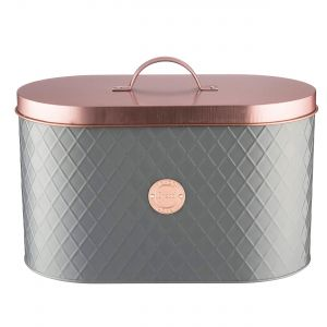 Henrik Copper Lid Bread Bin