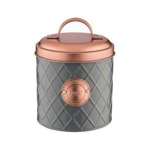 Henrik Copper Lid Sugar Storage