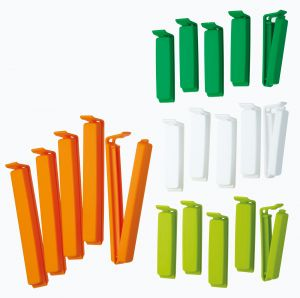Multi-Purpose Bag Clips - Assorted Sizes