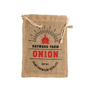 Jute Fibre Onion Storage Bag/Sack