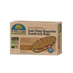 If You Care Compostable Mini Baguette Bags