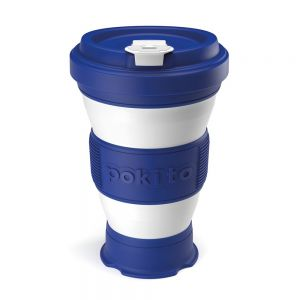 Pokito Pop-Up Cup - Blueberry Blue