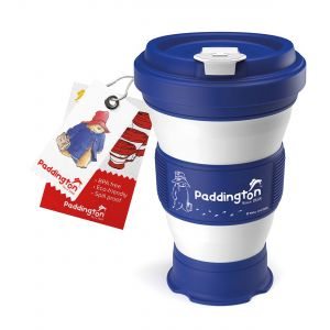 Pokito Pop-Up Cup - Paddington Bear BLUE