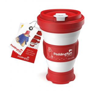 Pokito Pop-Up Cup - Paddington Bear RED