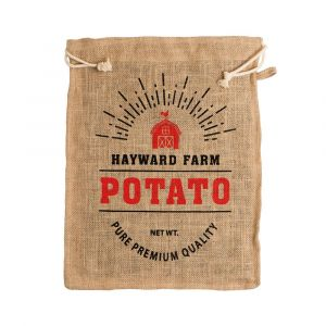Jute Fibre Potato Storage Bag/Sack