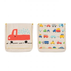Fluf Snack Pack - Cars - Pack of 2
