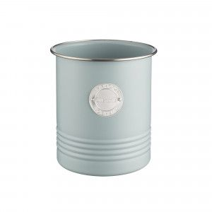 Living Utensil Pot - Blue
