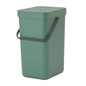 Brabantia Sort & Go Kitchen Caddy - Fir Green - 12L Size