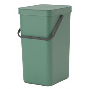 Brabantia Sort & Go Kitchen Caddy - Fir Green - 16L Size