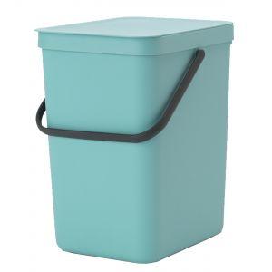 Brabantia Sort & Go Kitchen Caddy - Mint/Blue - 25L Size