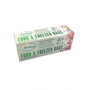 BioBag Food & Freezer Bags (4L)