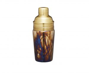 Mecury Fire Glass Cocktail Shaker
