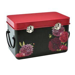 Burgon & Ball Seed Storage Tin (British Bloom)