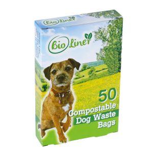Compostable BioLiner Dog Poo/Waste Bags