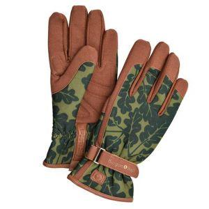 Burgon & Ball Love The Glove - Oak Leaf Moss - M/L