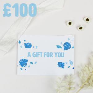 Caddy Company E-Gift Voucher - £100