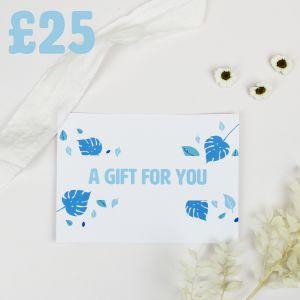 Caddy Company E-Gift Voucher - £25