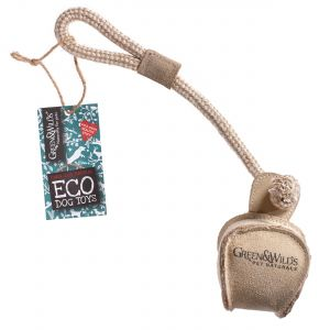 Green & Wilds Eco Dog Toy - Chuck Ball