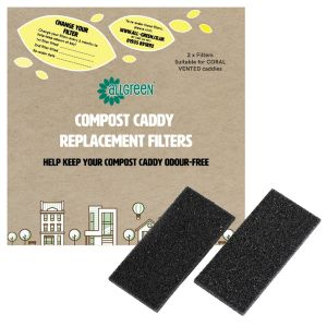 Coral Filters for 5L & 7L Vented Plastic Caddies