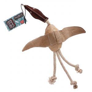 Green & Wilds Eco Dog Toy - Desmond the Duck