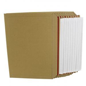Cardboard Mailer Documents Envelope - 333 X 233MM