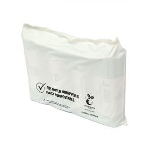 Compostable Mailing Bag for Postage - 395 x 300mm