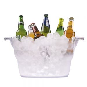 All Purpose Clear Wine Cooler/Bucket