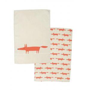 Scion: Set of Two Tea Towels (Mr Fox Design)