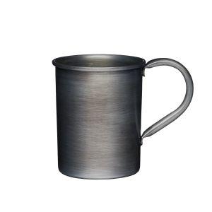 Kitchencraft Industrial Kitchen Galvanised Steel Mug