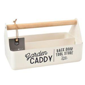 Burgon & Ball - Garden Caddy - Stone