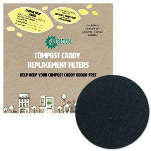 Filters for Ceramic Garden Trading Caddies (120mm)