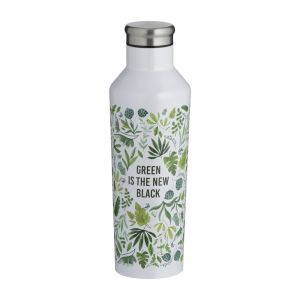 Pure 'Green is the New Black' Water Bottle (500ml)