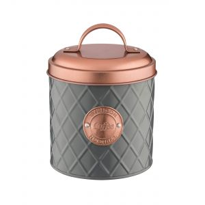 Henrik Copper Lid Coffee Storage